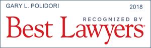 Gary Palidori Best Lawyer 2018